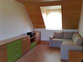 obývací pokoj apartmánu 1